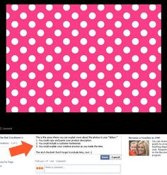 The New Facebook Fan Page Can Boost Your Etsy Sales � Part 1