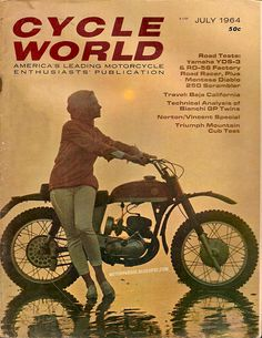 Cycle World July 1964