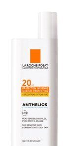 Anthelios Fluide Extreme SPF 20+ by anthelios. $25.00. Facial sunblock. Non-occlusive. Non-greasy. Ultra UVA protection [PPD 8]  Indications: Normal or prone to oily skin.  Properties: Extreme protection against UVA/UVB rays. - UVA Ultra protection thanks to a a unique filtering system of Mexoryl SX® and Mexoryl XL® (patented sunscreens) - Extreme fluidity with the Shaka-Shaka technology. - Water resistant. - No Fragrance  Results: The skin is protected from sunburn as wel...