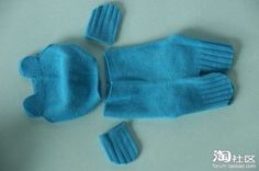 Make a bear out of an old sock! Surely we all have a sock or 2 that's missing his spare!