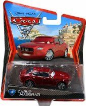 Disney / Pixar CARS 2 Movie 155 Die Cast Car