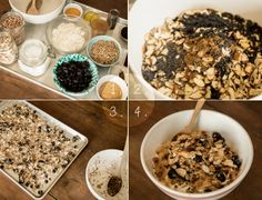 DIY Granola! Oh my goodness this sounds awesome! Definitely going to try it.