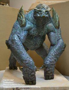 David Meng - Pacific Rim Monster Designer
