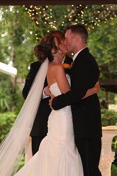 Our Wedding Kiss