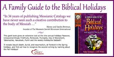 A Family Guide to the Biblical Holidays | Homeschool Blog #HebrewRoots #Messianic