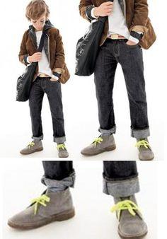 boy's styles