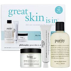 philosophy skin care kit