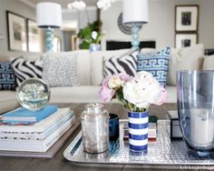 Creative Coffee Table Styling Ideas