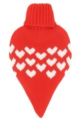 HEART HOT WATER BOTTLE  Paperchase  Guide price: £8.00