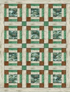 precut quilt, quilt blocks, fish quilt, quilt idea