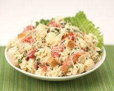 PCC Smoked Mozzarella Pasta Salad Recipe