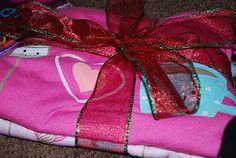 I'm Not a Trophy Wife: Pajama Program Charity