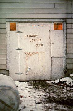 Unicorn Lovers Club.