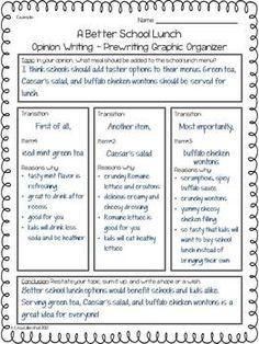 persuasive essays for 4th graders