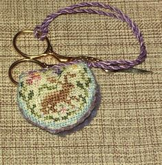 Little Rabbit Cross Stitching blog: Just Nan