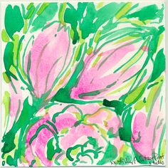 Tulips are better than one #lilly5x5