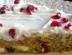 Cranberry Bliss Bar...Starbuck's Clone Recipe   (From Todd Wilbur, Top Secret Recipes Unlocked)