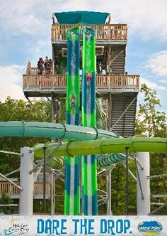 Water Country USA opened for the 2011 season with the debut of this year's most anticipated wate