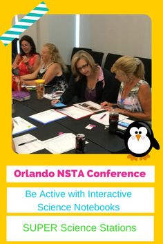 The Science Penguin at NSTA Orlando http://www.thesciencepenguin.com/2014/08/the-science-penguin-is-coming-to-orlando.html