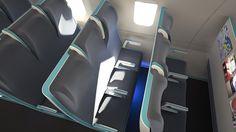 Aviones en el futuro.