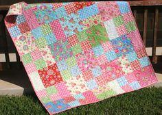 Gypsy Girl Fabric by Lily Ashbury