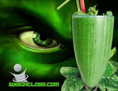 The ViSalus Hulk Shake: 2 Scoops Vi-Shape Nutritional Shake Mix - Big Handful of Fresh Organic Spinach (you can get the pre-washed and prepared bag) - 1 cup Unsweetened Almond Milk - 1 cup Cold Water  - 1 Banana (frozen works best if possible) - 1 tablespoon Ground Flax Seeds (optional) - 6-8 Ice Cubes - Blend well and enjoy!