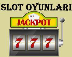 casino slot makina oyunları