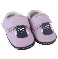 Purple Owl Shoes