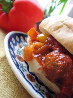 Italian Sausage Cacciatore
