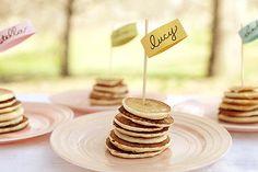 a pancake bar!