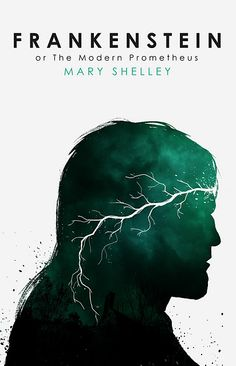 Frankenstein by Mary Shelley... It's very interesting.