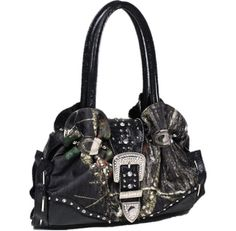 Mossy Oak Handbag Faux Croc Studded Bling Camouflage Purse Tote Bag, Black Camo Chique,http://www.amazon.com/dp/B00E7OAH5I/ref=cm_sw_r_pi_dp_KjK9rb1F9G7J8QA6