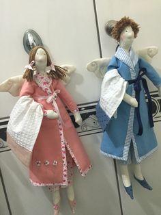Мастер-класс куклы тильды ангел