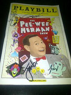 Pee wee king of cartoons list