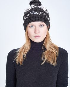 Anna Knit Hat - Atte