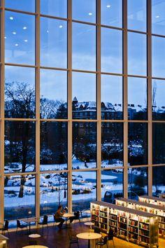 Malmö Public Library, Sweden