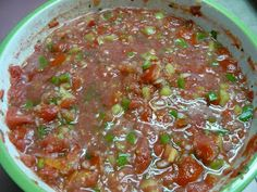 Small Fry  Co. : Freezer salsa recipe