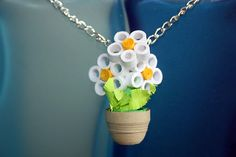 Cloud Tree Paper Craft – Quilled Jewellery