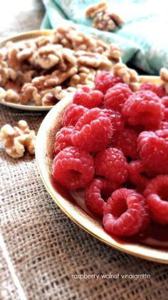 Raspberry Walnut Vinaigrette - from Canned-Time.com