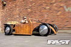 rat rods | Rat Rod VW Beetle