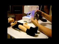 How to Make a Doll Coat Pt. 6