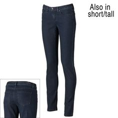 LC Lauren Conrad Pencil Jeans - Women's #Kohls