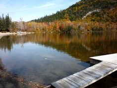 state park, echo lake