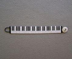 Piano keyboard - Bead Magazine
