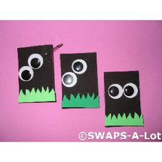 SWAPS-A-Lot - Mini Eyes in the Night Foam SWAPS Kit for Girl Kids Scout 25
