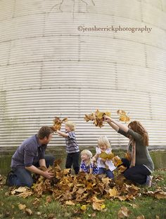 10 Tips for a Successful Family Photo Session: Part Two. Jen Sherrick Photography