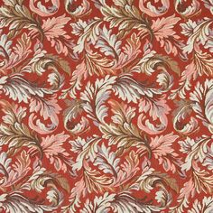 Upholstery Fabric K7013 Spice/leaf Tapestry