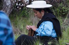 Our guide in Saraguro, Ecuador last weekend guid, heritag, ecuador, weekend, people, saraguro