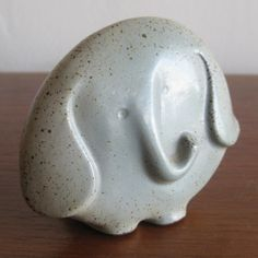 Art Pottery Candle Holder