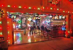 Garage Bar, very cool